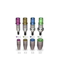 Implant Direct RePlant™ Dental Implant System - 1 / Pack